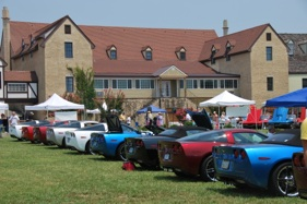 Corvettes for the Vets @ Williamsburg Winery | Williamsburg | Virginia | United States