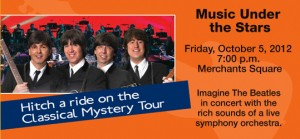 Music Under the Stars - A classical mystery tour